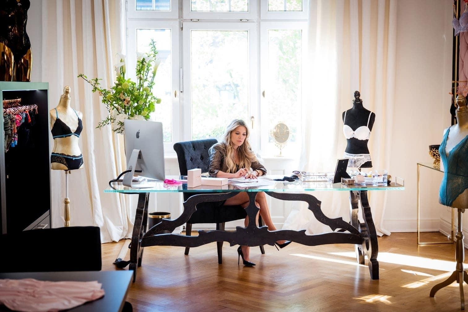 """<p>Sylvie Meis will in ihren neuen Show """"Sylvies Dessous Models"""" nach einer Markenbotschafterin für ihr Unternehmen suchen. Nachdem die Niederländerin aus vielen Bewerbungen die besten Models ausgesucht hat"""