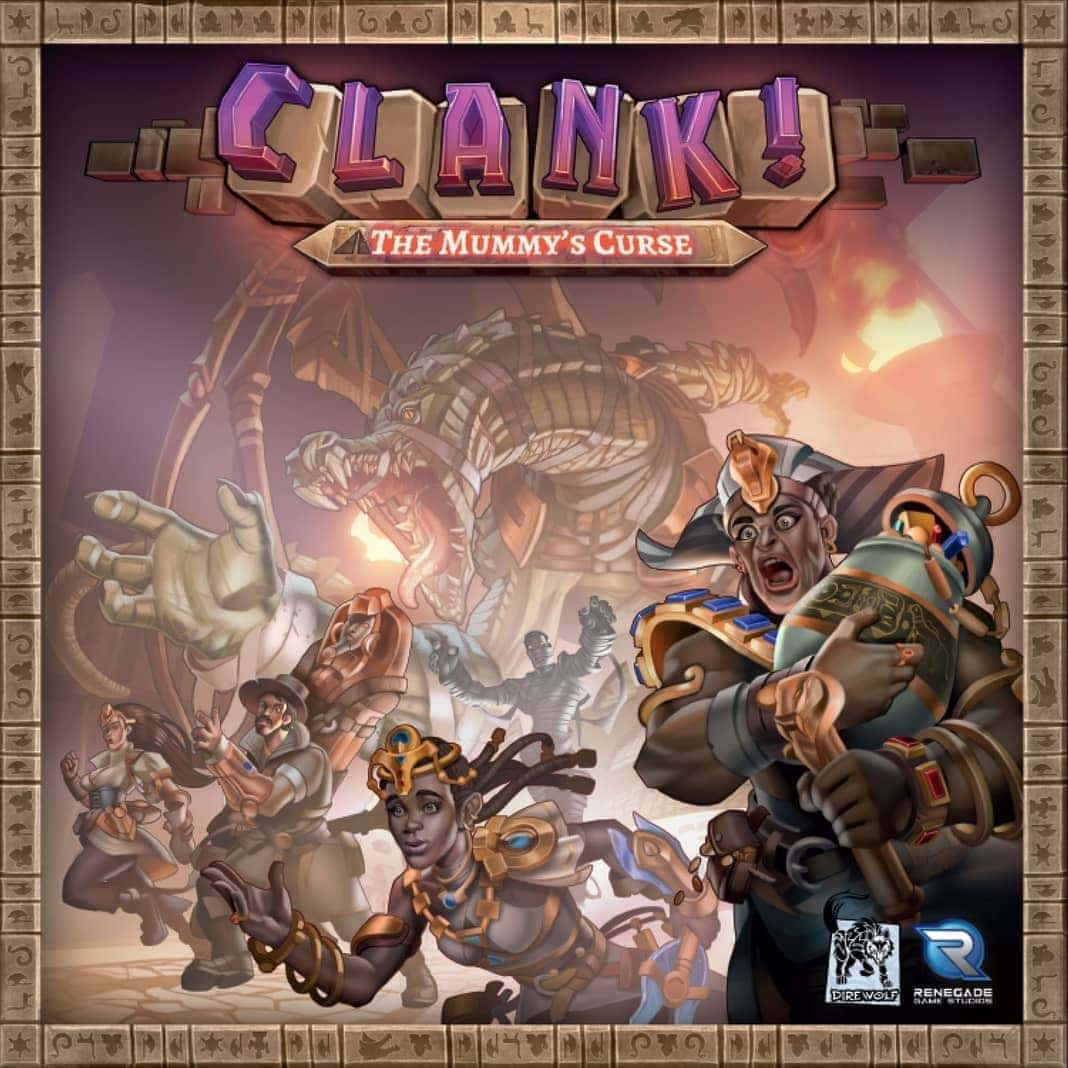 <h3>Gloomhaven</h3> Foto: Cover