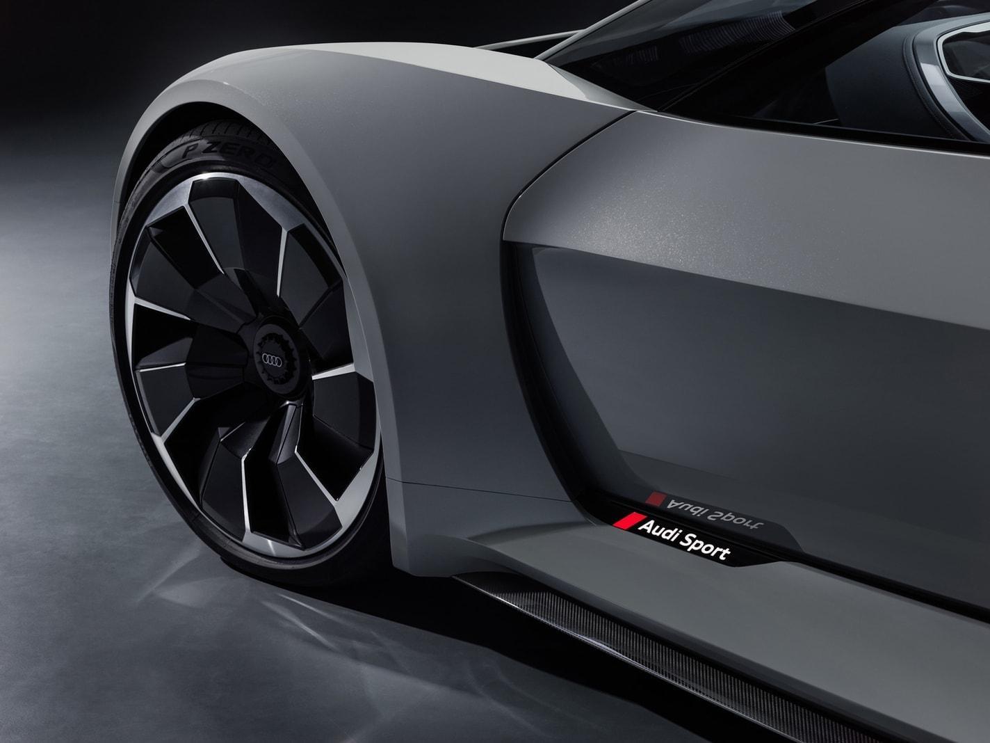 beziffert Audi die Reichweite auf über 500 Kilometer.</p> Foto: AUDI AG