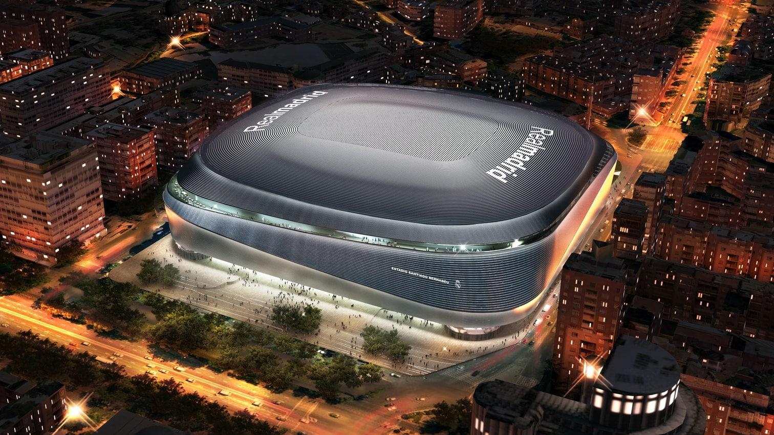 <p>525 Millionen Euro soll das Bauprojekt kosten.</p> Foto: Real Madrid C.F.