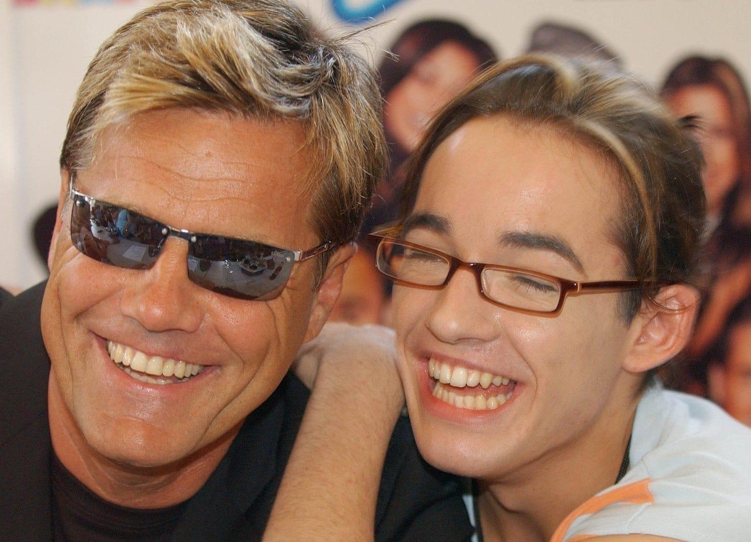 "<p>Ende 2002/Anfang 2003 nahm Daniel Küblböck an der RTL-Castingshow ""Deutschland sucht den Superstar"" teil.&nbsp;</p> Foto: dpa"