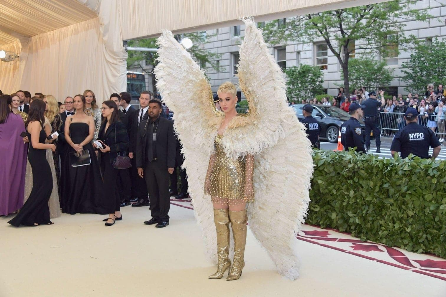 <p>Katy Perry</p> Foto: dpa/afp