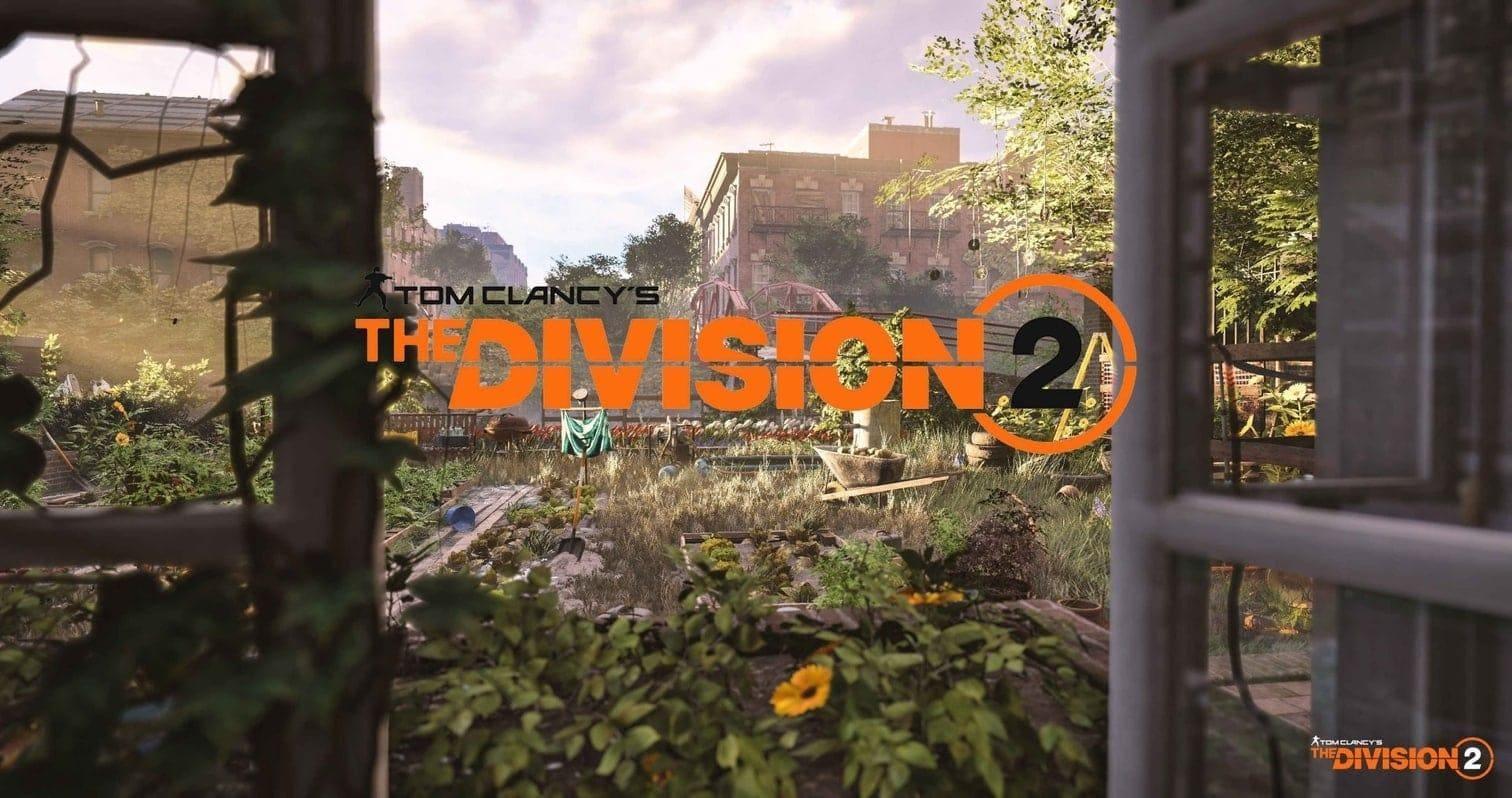 <h3>The Division 2</h3> Foto: Screenshot