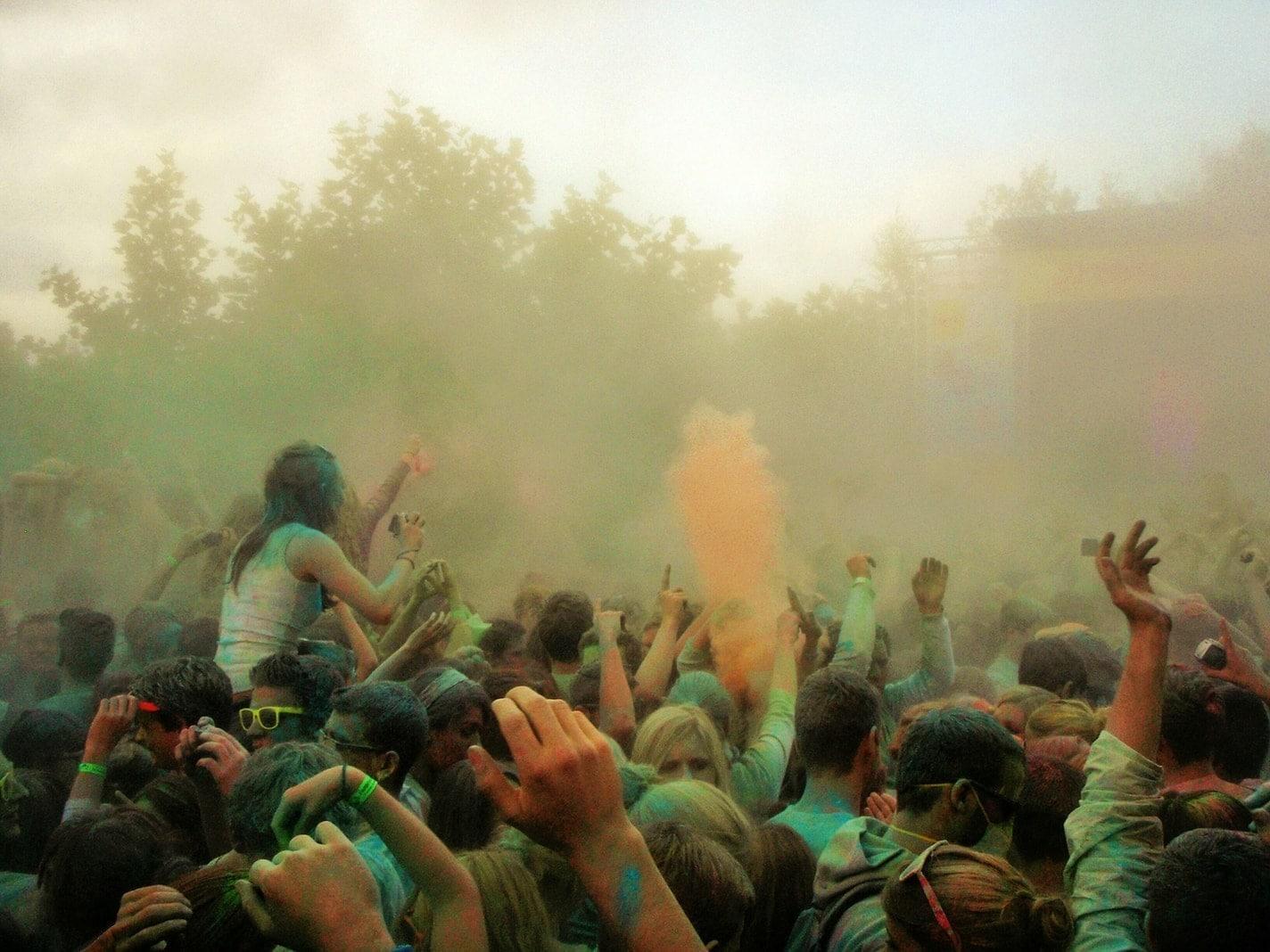 <p>Zehn Festivals
