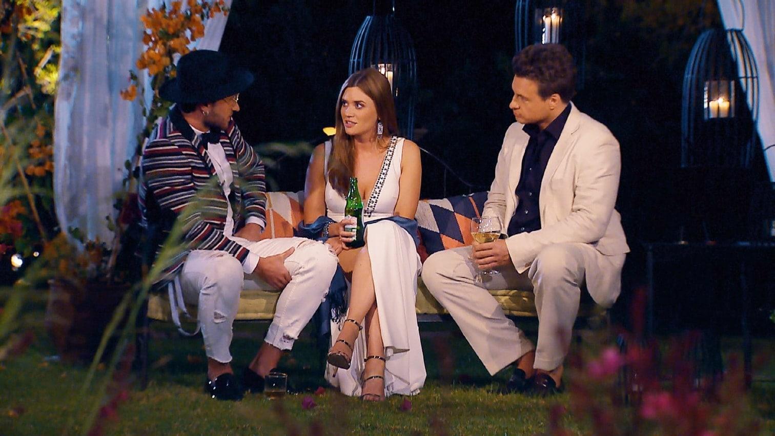 genießen den ersten Abend auf Korfu.</p> Foto: MG RTL D