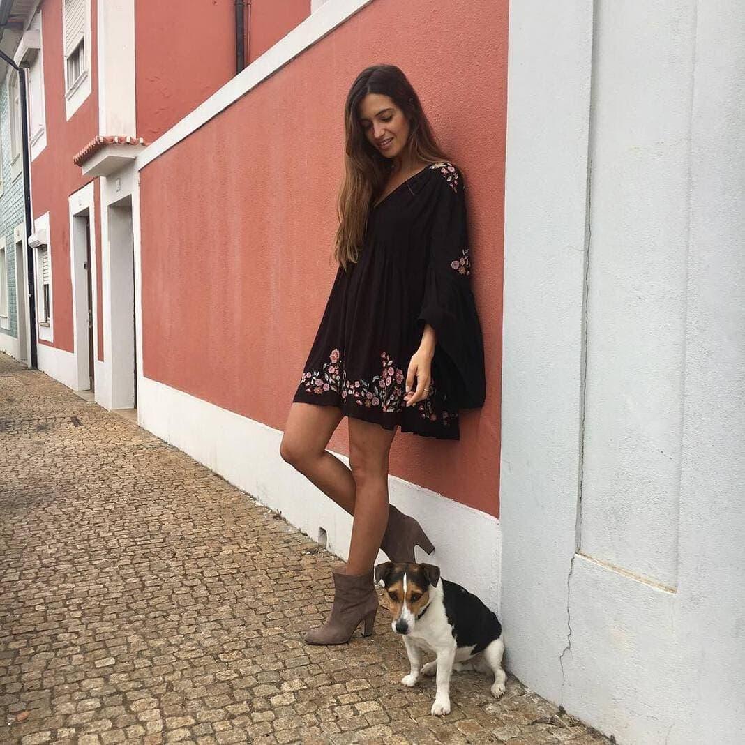 <p>Sehen sie im Folgenden weitere Bilder von Sara Carbonero.</p> Foto: Screenshot Instagram