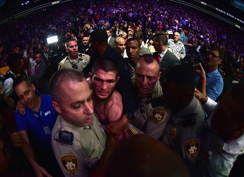 <p>Es sollte der größte Fight der UFC-Geschichte im Mixed Martial Arts werden. Es wurde noch viel mehr. Als die Schlacht vorbei war