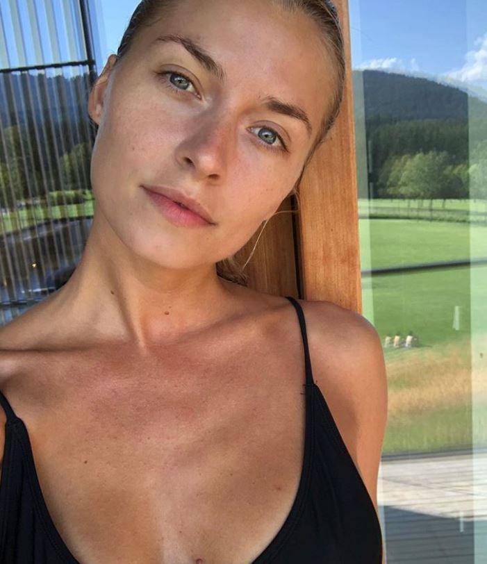 <p>Dass Stefanie Giesinger das Make-up nicht braucht
