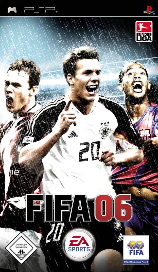 Cover FIFA 06