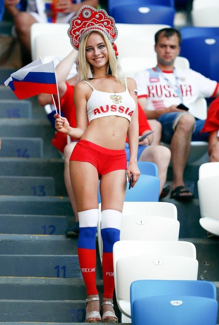 <p>Die WM 2018 läuft und die Anhänger feuern ihre Nationen auf den Rängen fleißig an. Egal ob aus Moskau