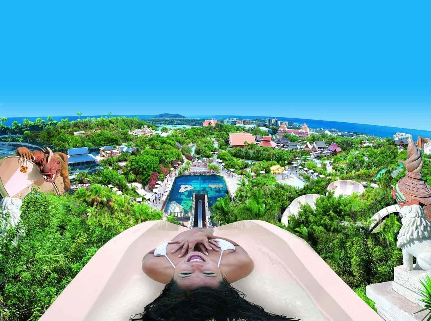 <p>Wasserparks bieten an heißen Tagen oder im Urlaub die perfekte Abkühlung für die ganze Familie. Wir stellen die zehn besten Wasserparks in Europa vor.</p> Foto: travelcircus
