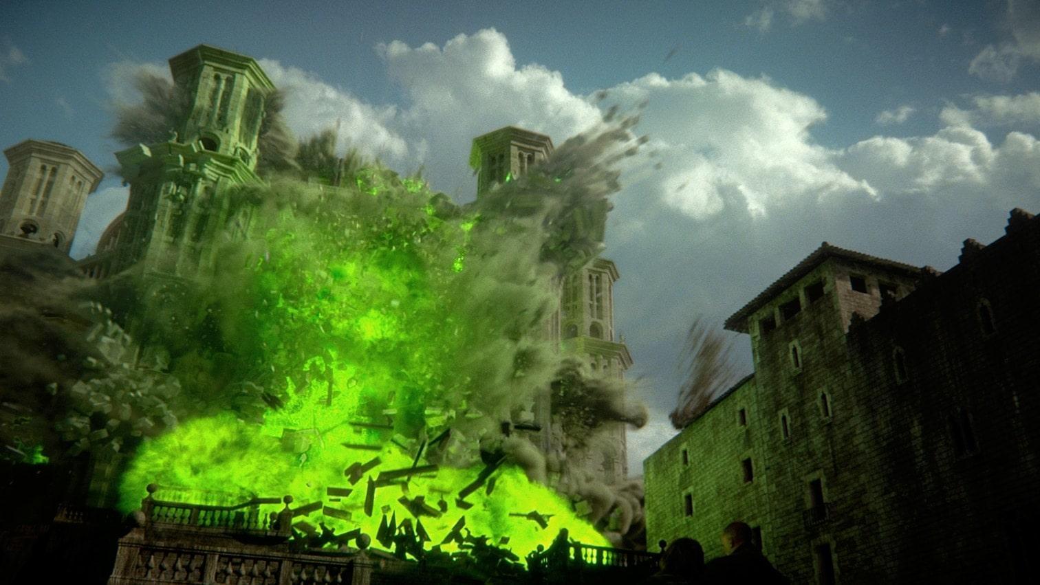 <p><span>Ein Brett von einer Folge: Die erste große Schlacht liefert eine komplette Episode rund um Königsmund und epische Action vom Feinsten. Cersei ist kurz davor sich und ihre Kinder zu töten