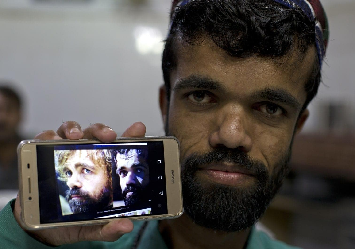 Foto: dpa/AP Photo/B.K. Bangash