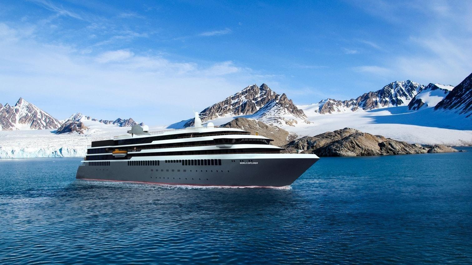 Kreuzfahrtschiff Nicko Cruises World Explorer
