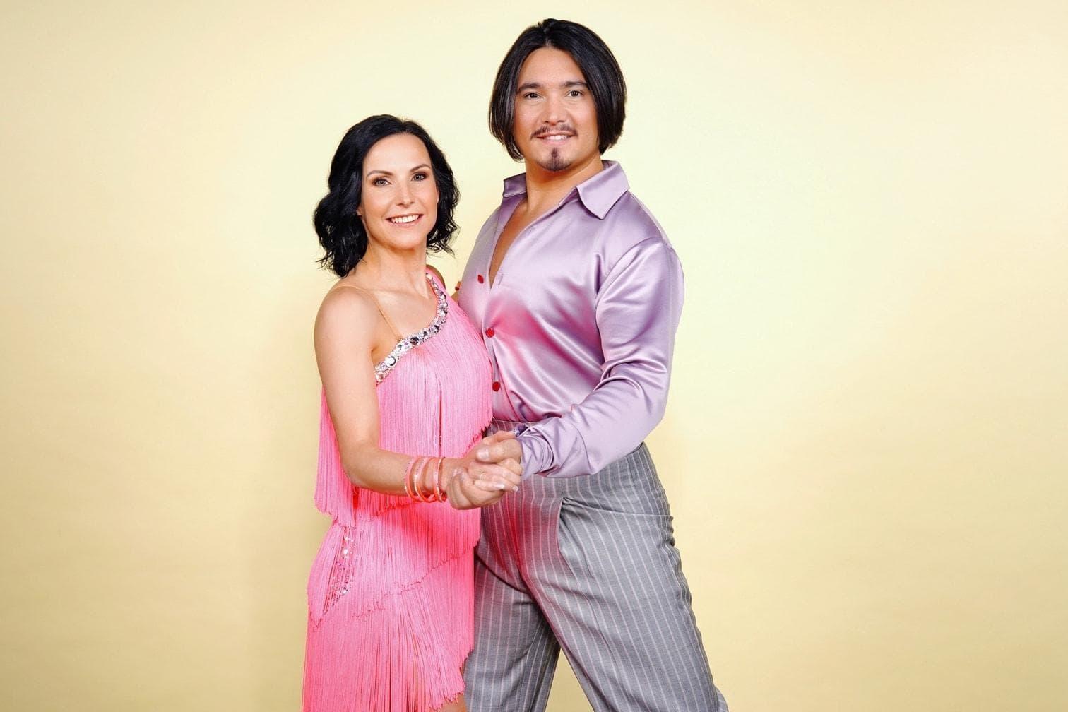 <p>In der fünften Folge erwischte es Kerstin Ott (l.) und Regina Luca. Sie sind raus!</p> Foto: TVNOW / Stefan Gregorowius