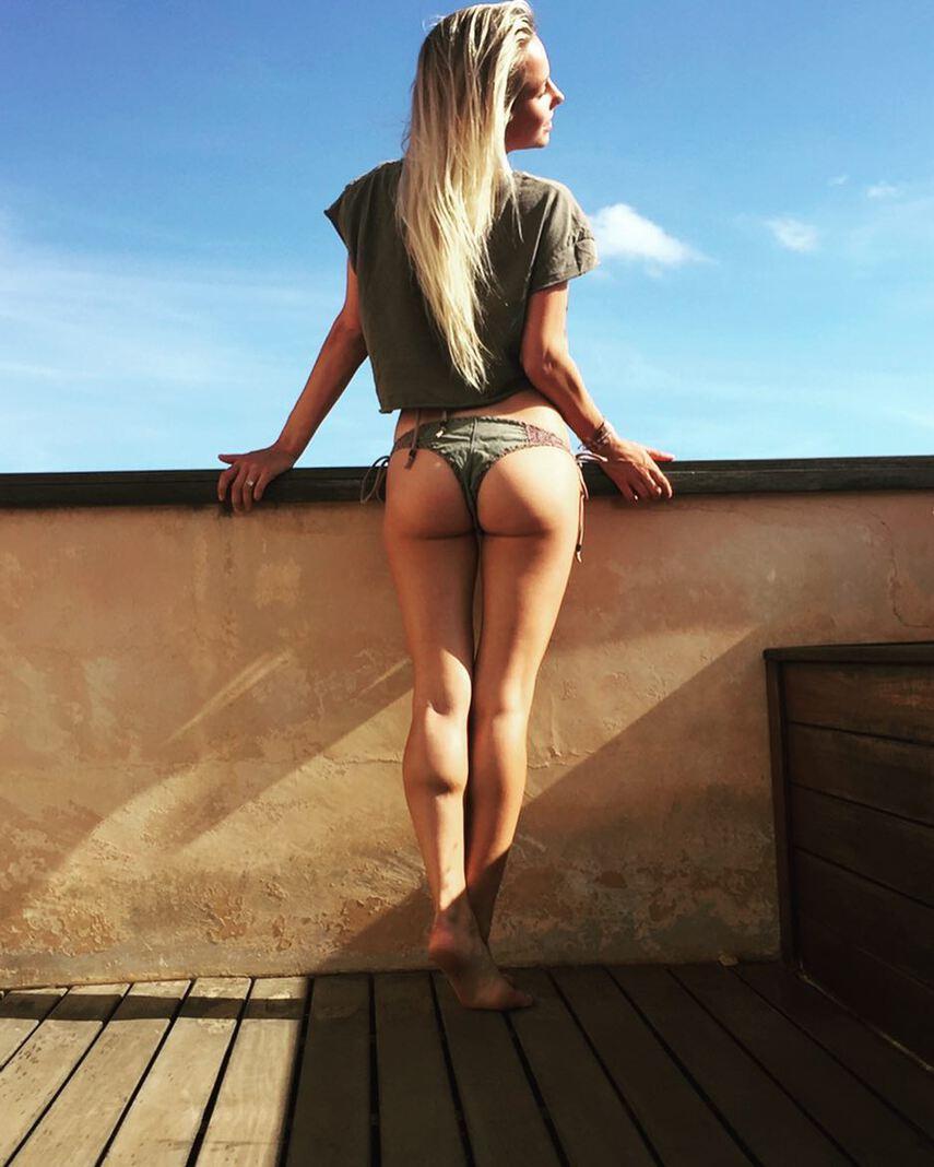 <p>Daniela Jehle ist die Freundin von Torwart Marc-André ter Stegen.</p> Foto: Screenshot Instagram
