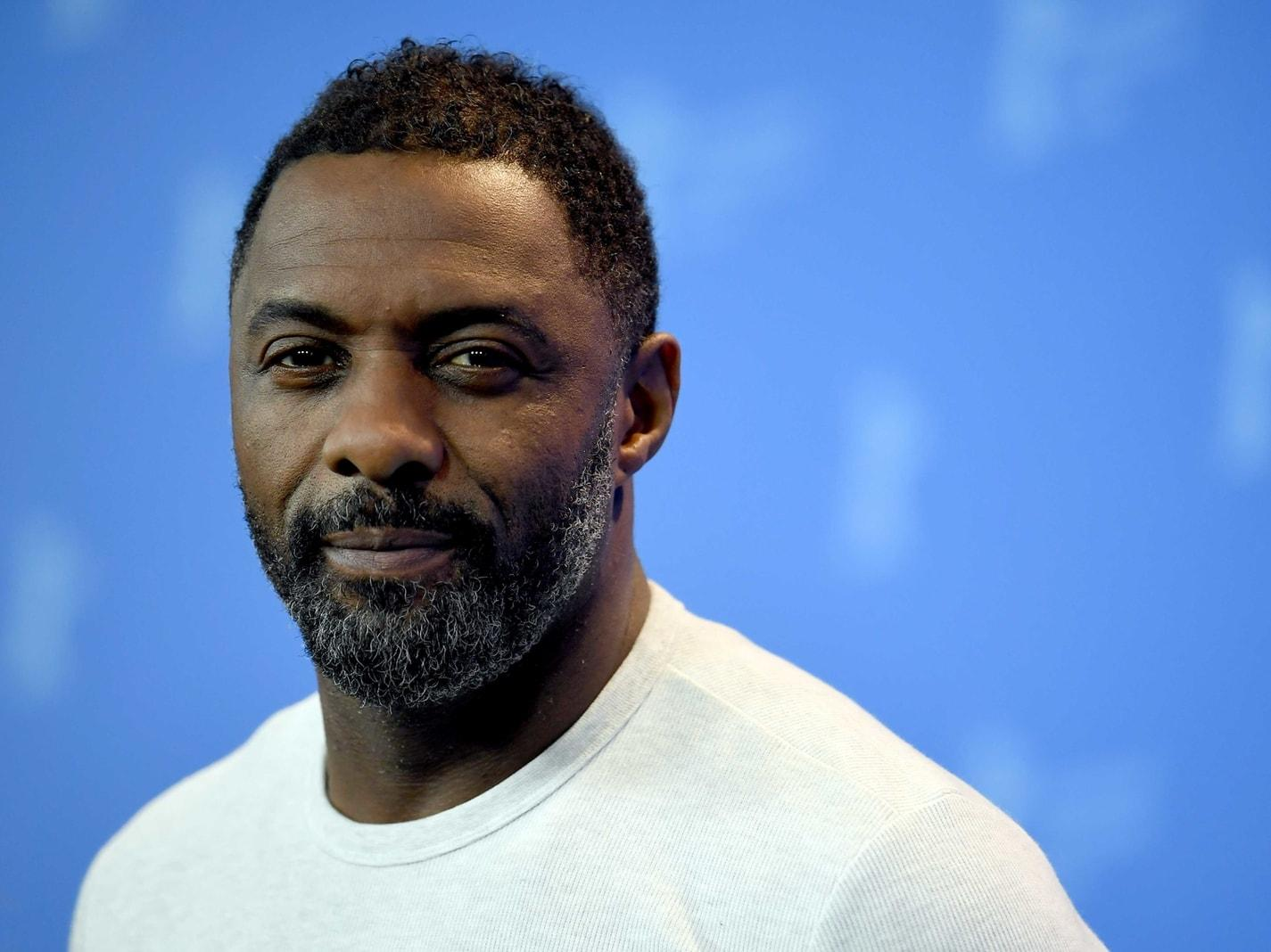 Idris Elba BS