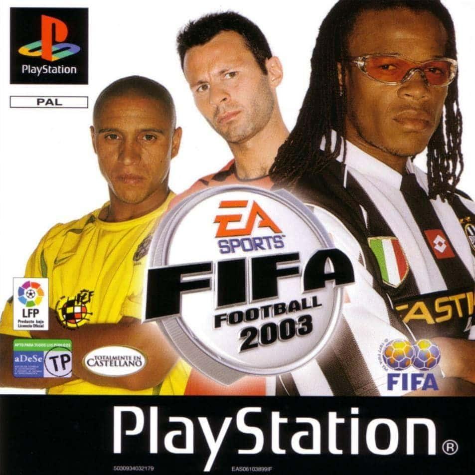 Cover FIFA 2003