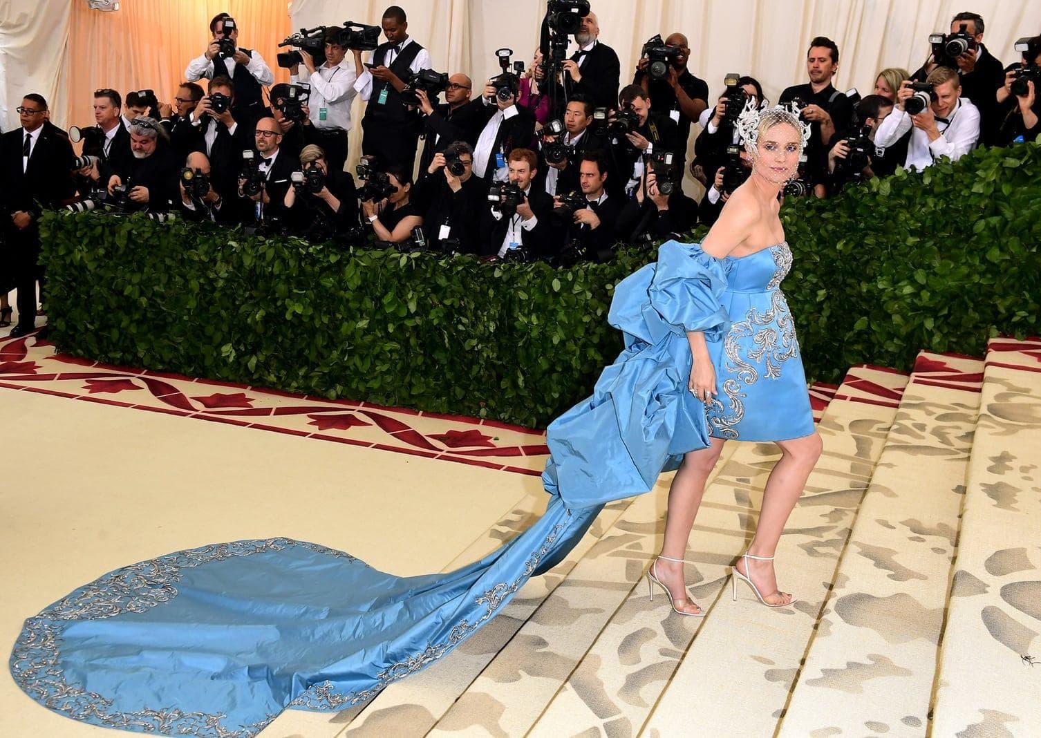 <p>Diane Kruger</p> Foto: dpa/afp