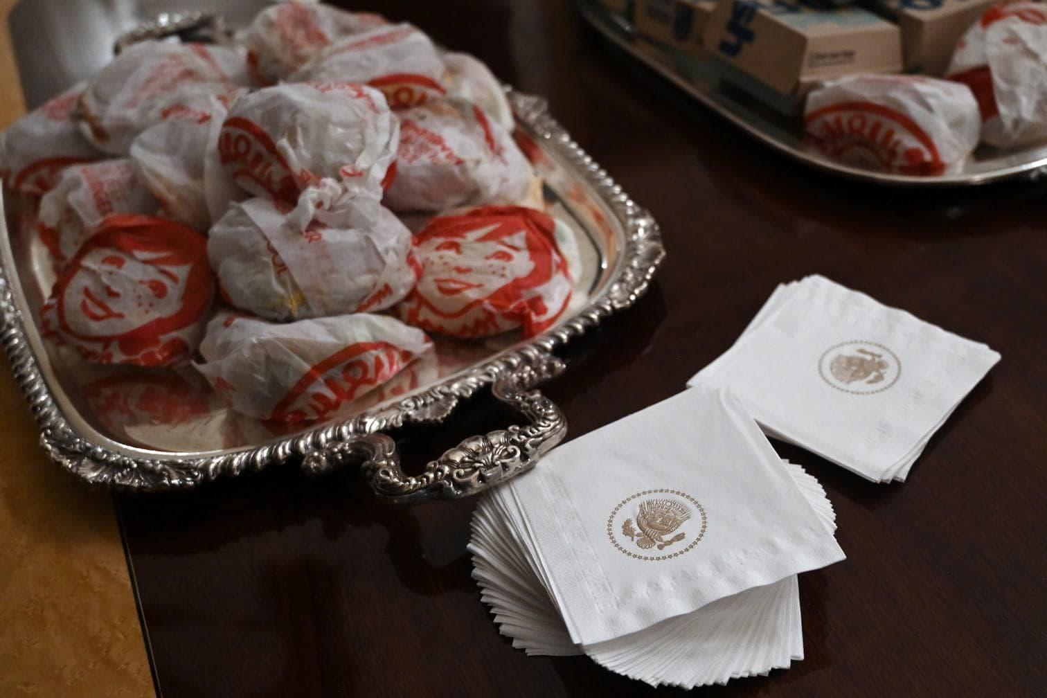 "viele Pizzen.""</p> Foto: Susan Walsh/dpa"