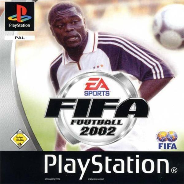 Cover FIFA 2002