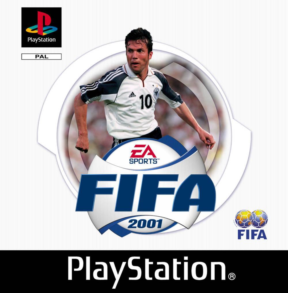 Cover FIFA 2001