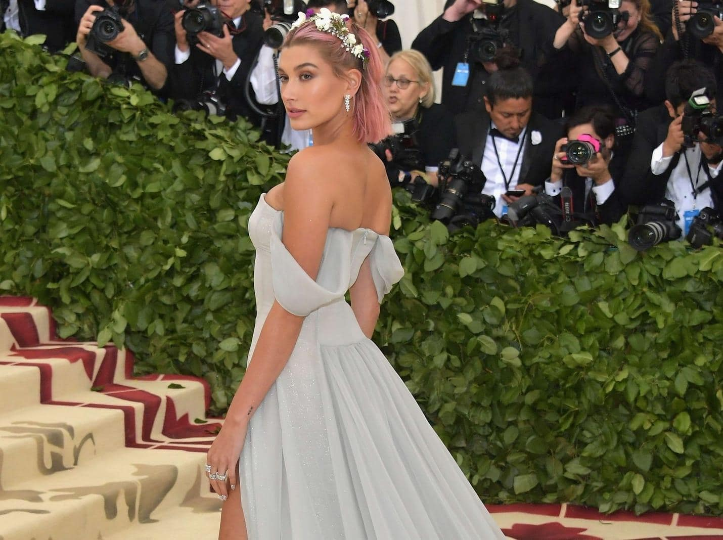 <p>Hailey Baldwin</p> Foto: dpa/afp