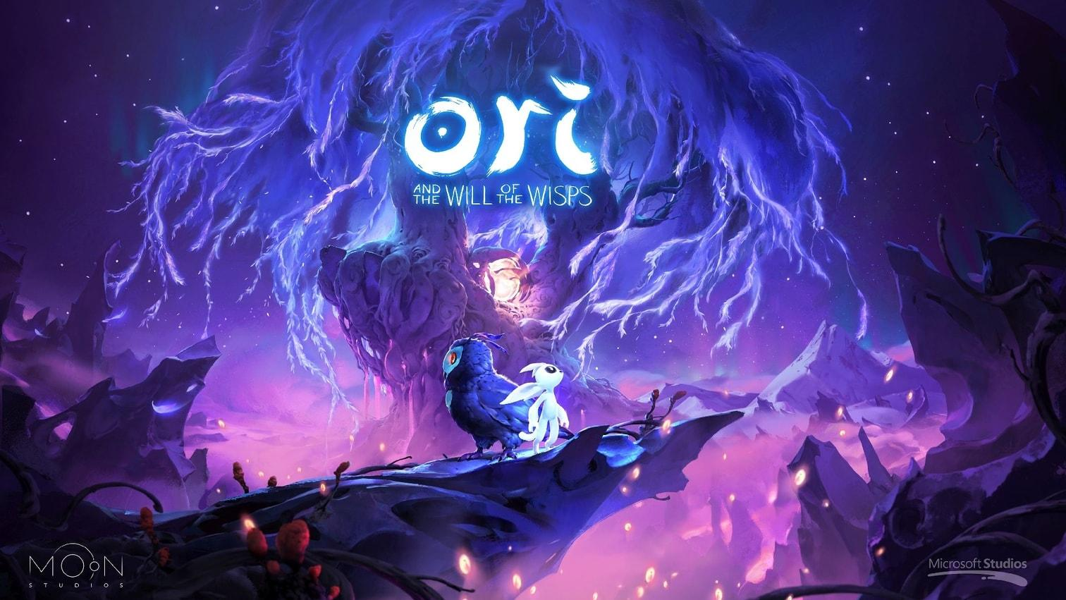 <h3>Ori and the Will of the Wisps</h3> Foto: Screenshot