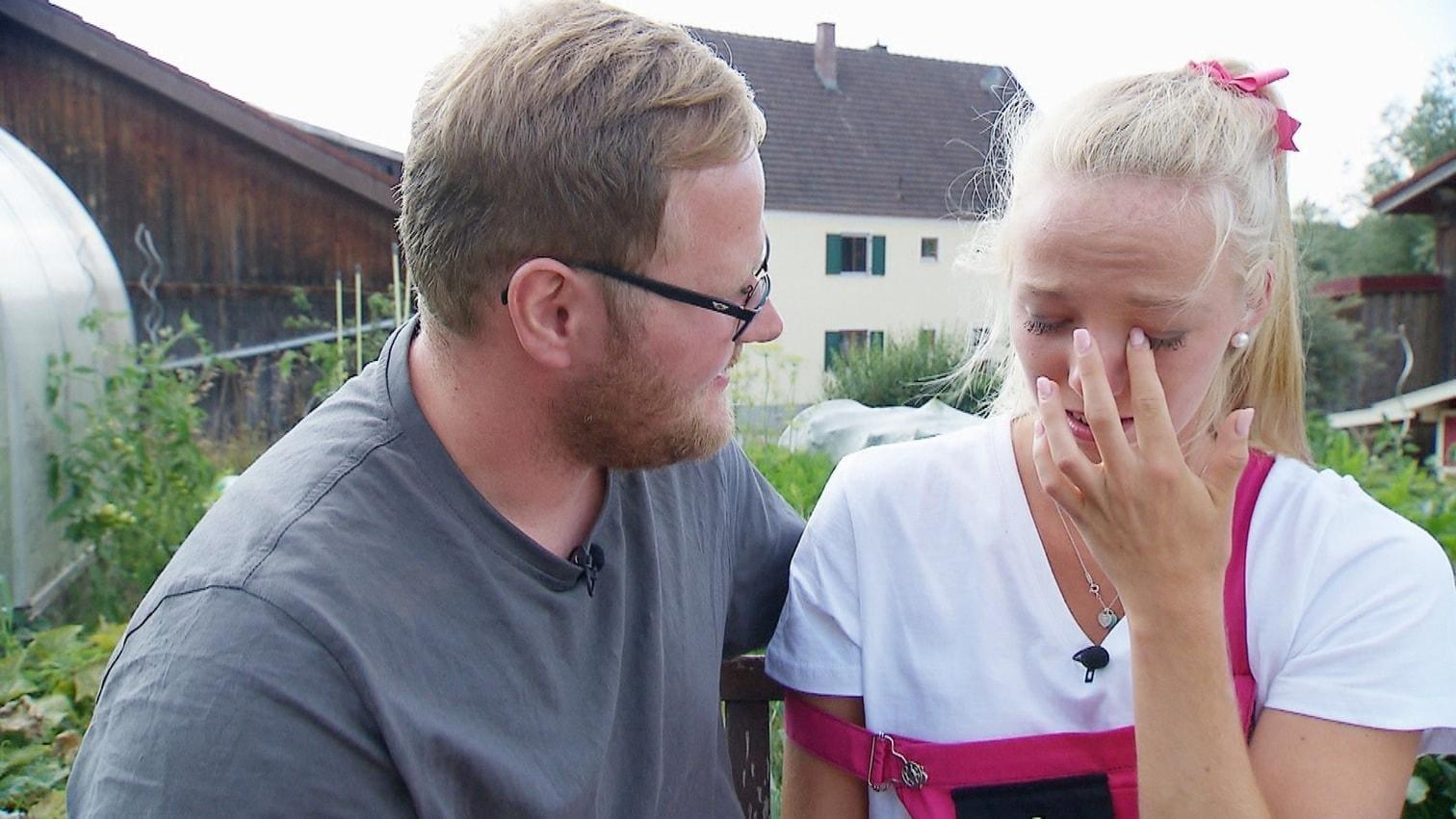 <p>Auch Rinderzüchter Christian (56) aus dem westlichen Hunsrück und Danielle (51