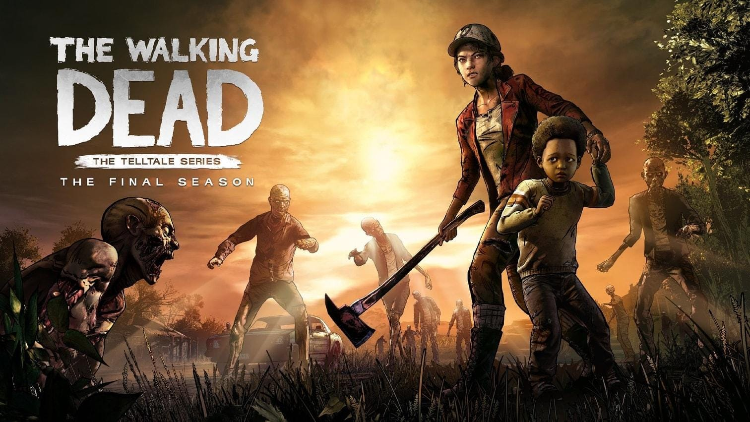 <h3>The Walking Dead - The Final Season</h3> Foto: Screenshot
