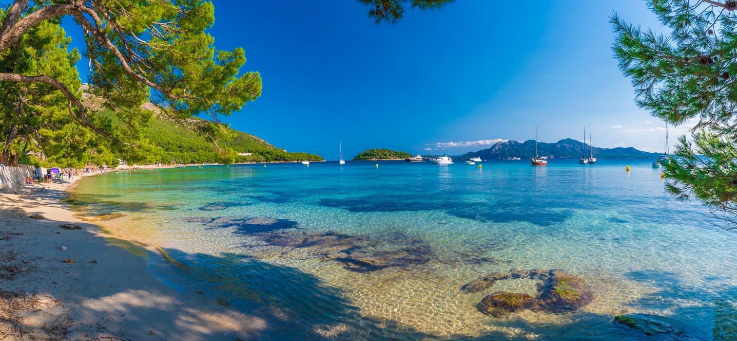 <p>10) Playa Formentor</p> Foto: Shutterstock/Balate Dorin