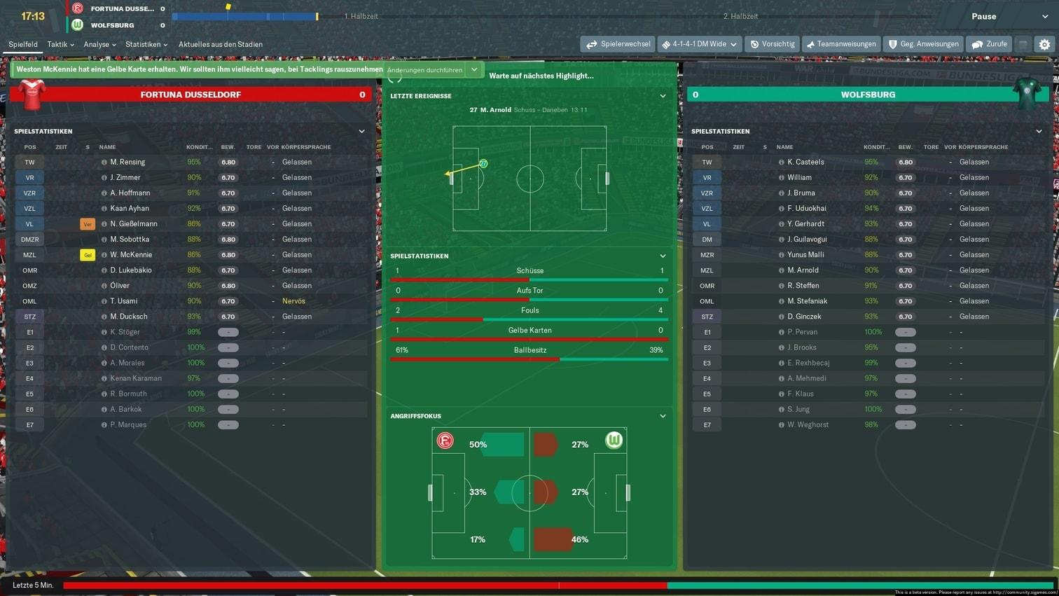 Football Manager 2019 Im Test Der Beste Fussballmanager