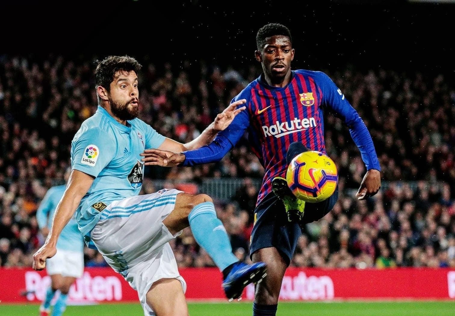 Ousmane Dembele Borussia Dortmund FC Barcelona