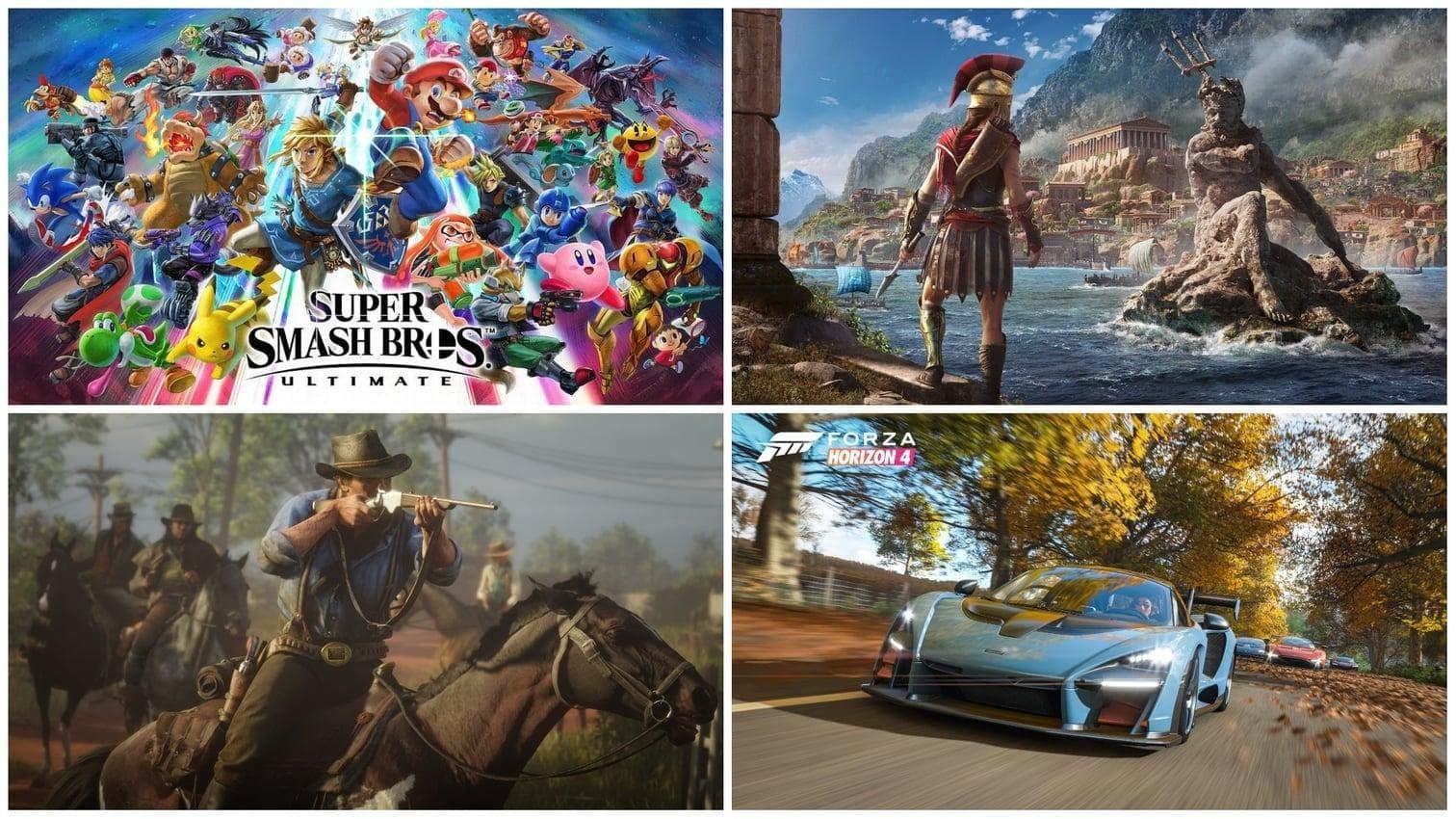 <p>Nach der E3 sind viele Erscheinungstermine mittlerweile offiziell bestätigt. Da wird es doch mal Zeit zu schauen