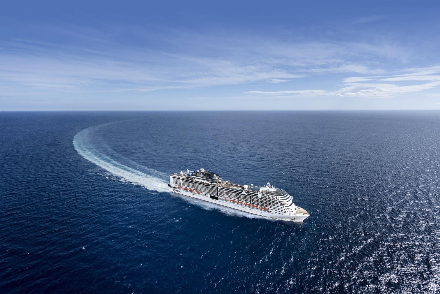 Kreuzfahrtschiff MSC Grandiosa