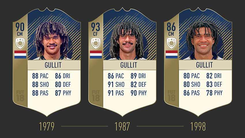 FIFA 19 Icon Ruud Gullit