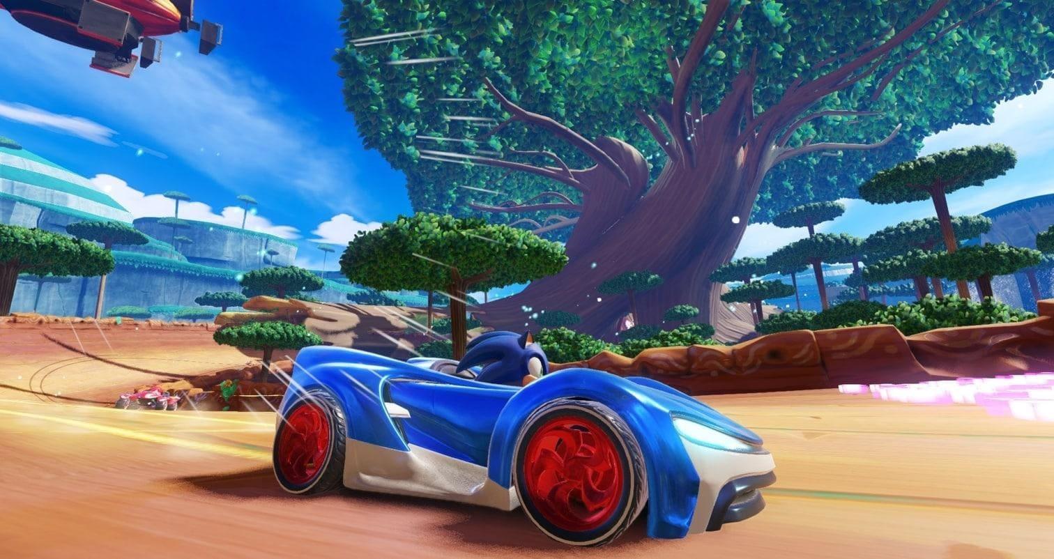 <h3>Team Sonic Racing</h3> Foto: Screenshot