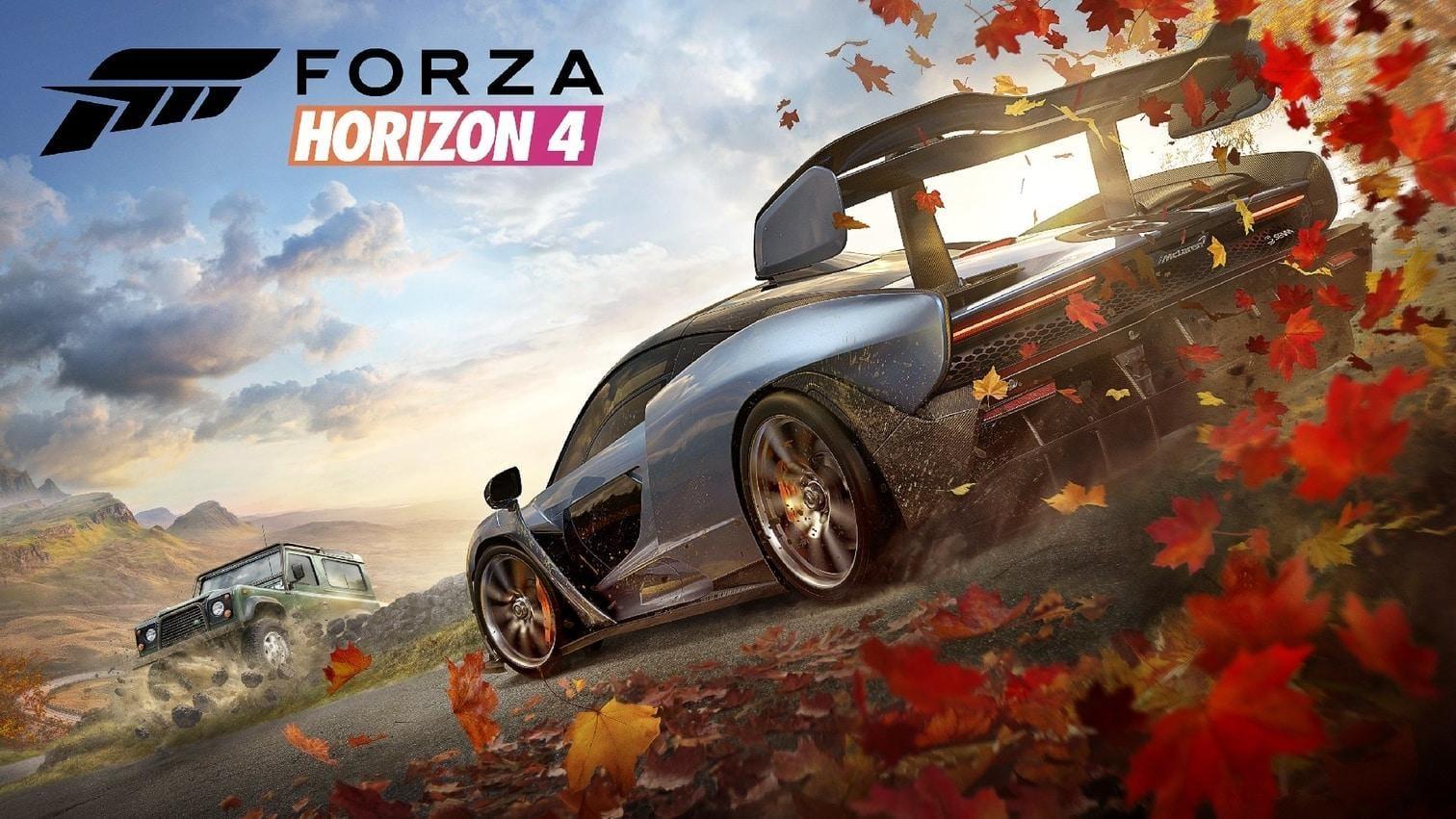 <h3>Forza Horizon 4</h3> Foto: Screenshot