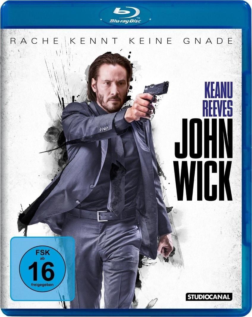 """<p>""""John Wick"""" lässt Keanu Reeves auf eindrucksvolle Rache-Tour gehen. Brutal gut!</p> Foto: Cover"""
