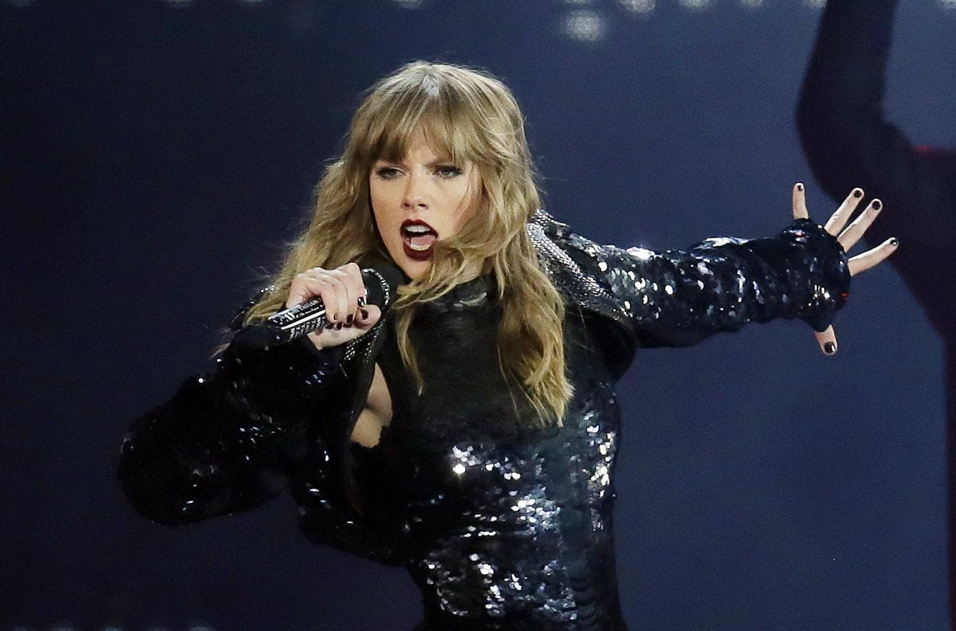 Drohbriefe und Stalking von Taylor Swift: Mann bekennt sich schuldig - Tonight News