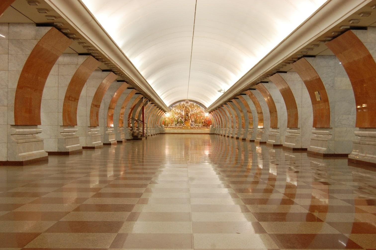 <p>In ganz Schweden gibt es zwar nur ein U-Bahn-System