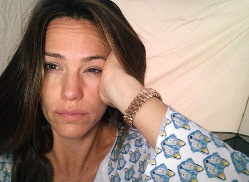 Frau von Fußballer Mats Hummels und Vollblut-Mama immer einen vollen Terminkalender. Auf Instagram zeigt sie sich meist perfekt gestylt.</p> Foto: Screenshot Instagram