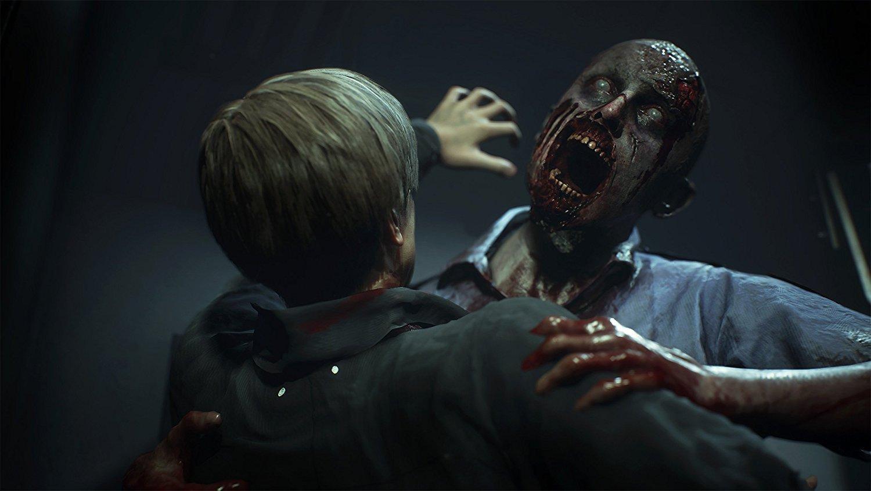 <h3>Resident Evil 2</h3> Foto: Screenshot
