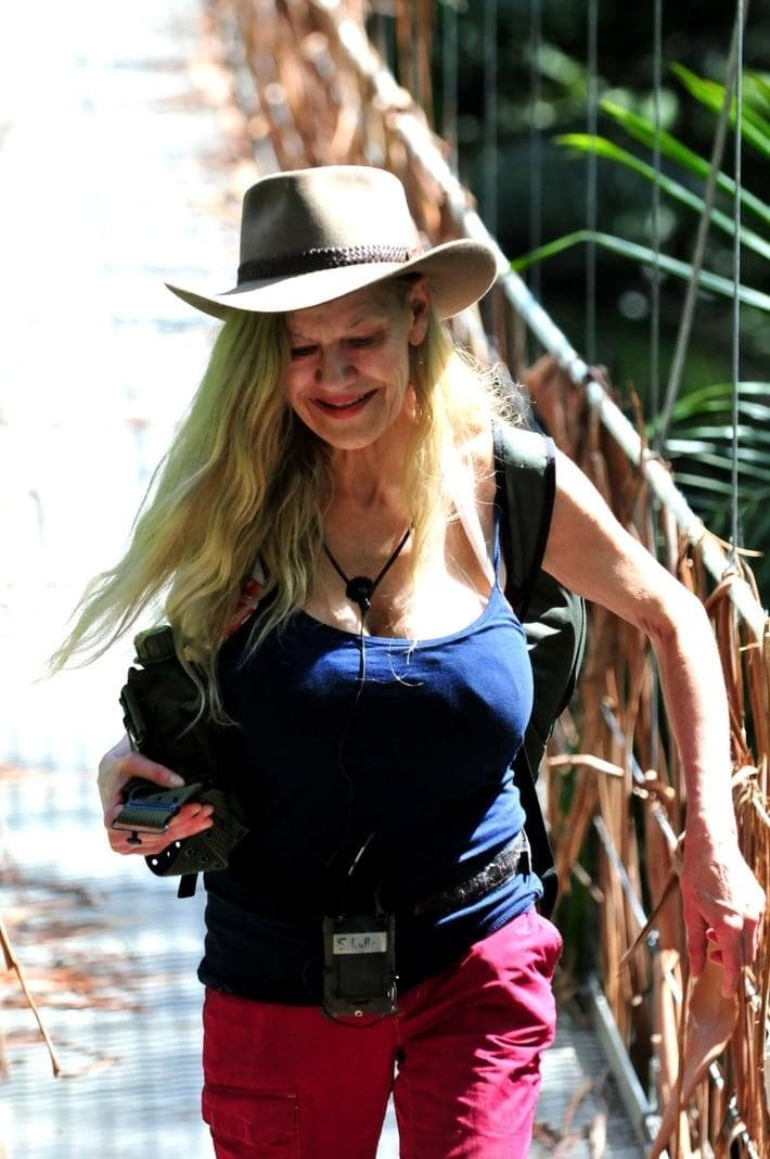 <p>Seht im Folgenden weitere Bilder ihres Abgangs...</p> Foto: TV NOW / Stefan Menne