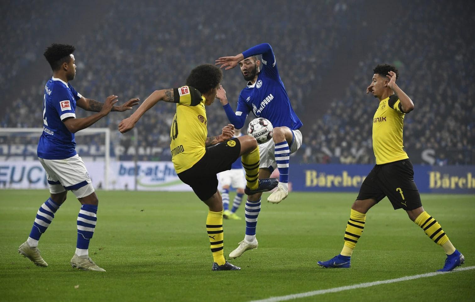 Dortmund Schalke Ard