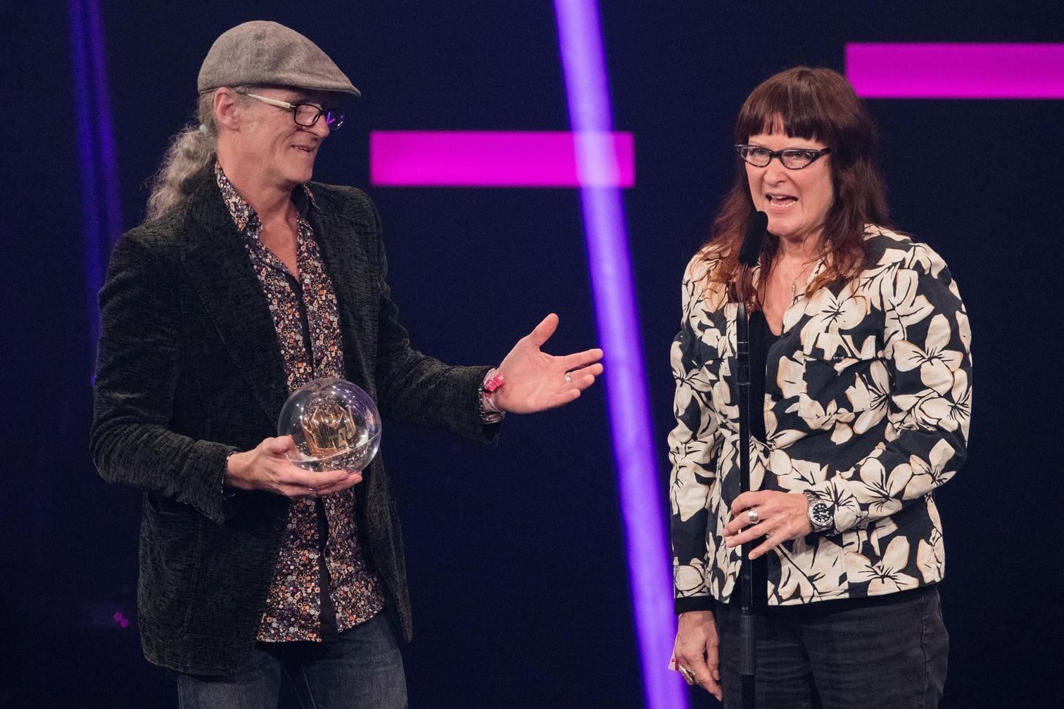 <p><strong>1LIVE Sonderpreis</strong>: Birgit und Horst Lohmeyer</p> Foto: Rolf Vennenbernd/dpa
