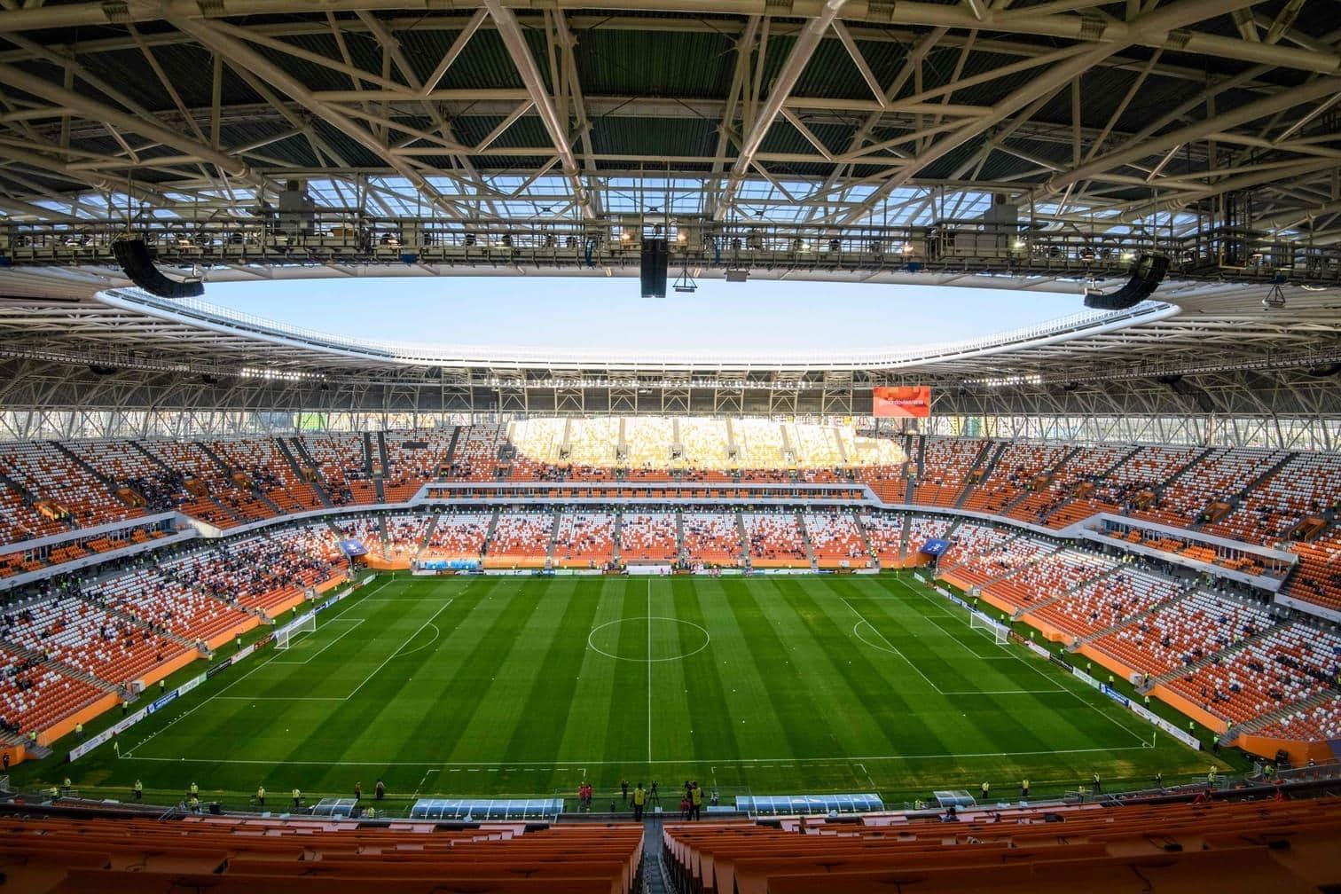<p>- Gruppenspiele: Russland - Saudi-Arabien (14. Juni); Deutschland - Mexiko (17. Juni); Portugal - Marokko (20. Juni); Dänemark - Frankreich (26. Juni)<br />- 1 Achtelfinale