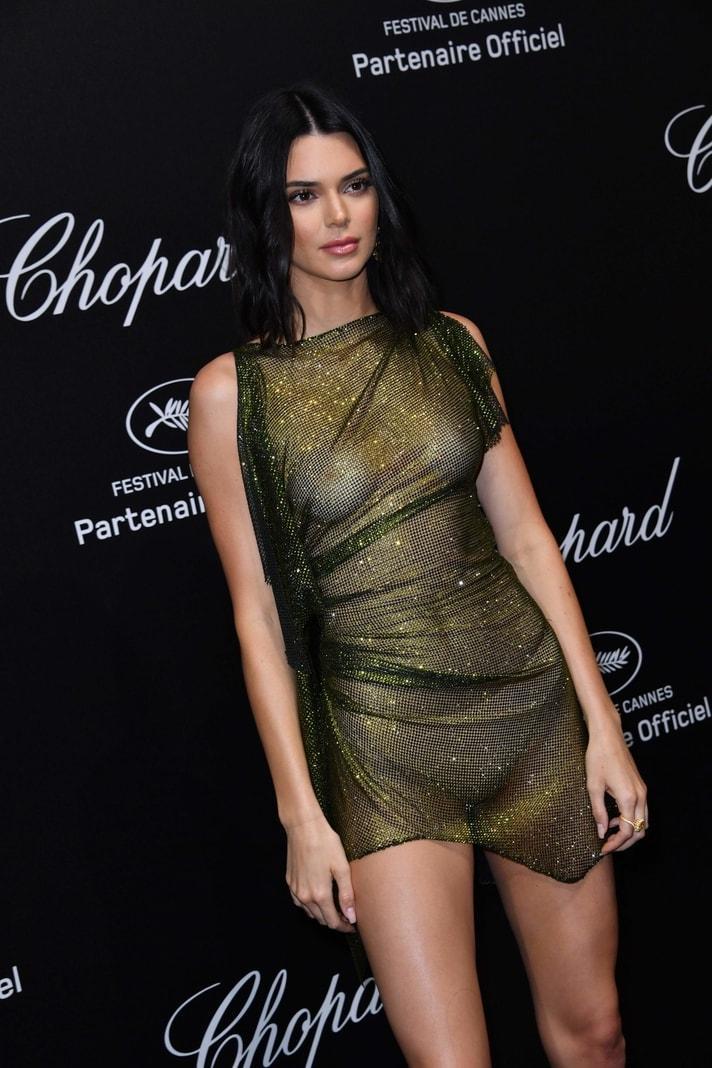 <p>Im Folgenden weitere Bilder von Kendall Jenner bei den Filmfestspielen in Cannes 2018.</p> Foto: ©afp/AFP