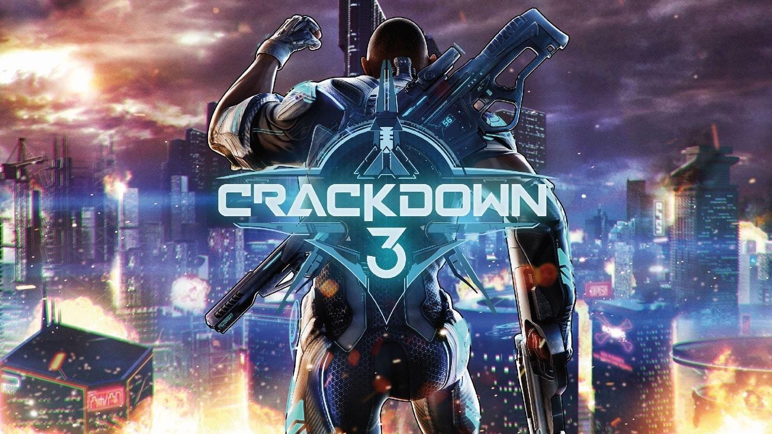 <h3>Crackdown 3</h3> Foto: Screenshot