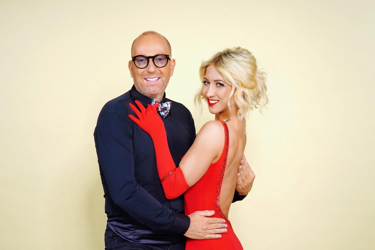 <p>Für Lukas Rieger und Katja Kalugina war in der dritten Live-Show Schluss. Sie sind raus!</p> Foto: TVNOW / Stefan Gregorowius
